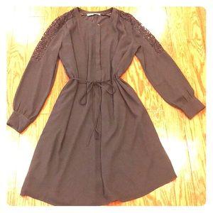 Charcoal Loft Dress!